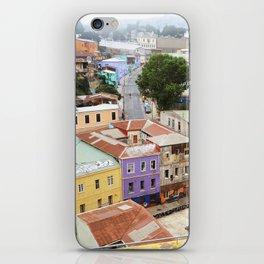 VALPARAISO II iPhone Skin