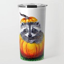 Little pumpkin Travel Mug