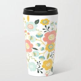 Airy GardenPillow Metal Travel Mug