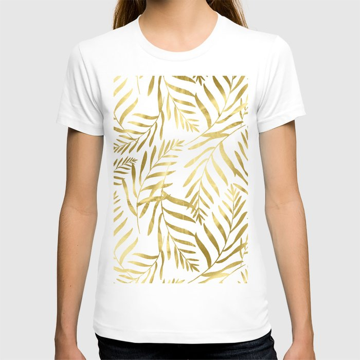 Gold Leaves T-shirt