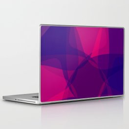 Floral Cold Nature Background Laptop & iPad Skin