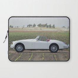 1956 Jaguar XK Laptop Sleeve
