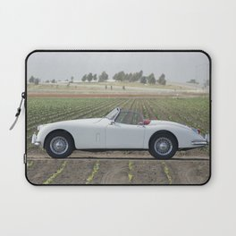 1956 Jaguar XK Laptop Sleeve