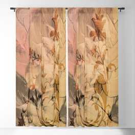 Daughter of Wands Blackout Curtain
