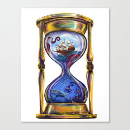 The Test of Time- Volume 2 Canvas Print