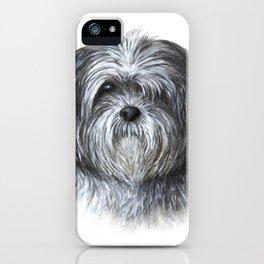 Dog 138 Shih Tzu iPhone Case