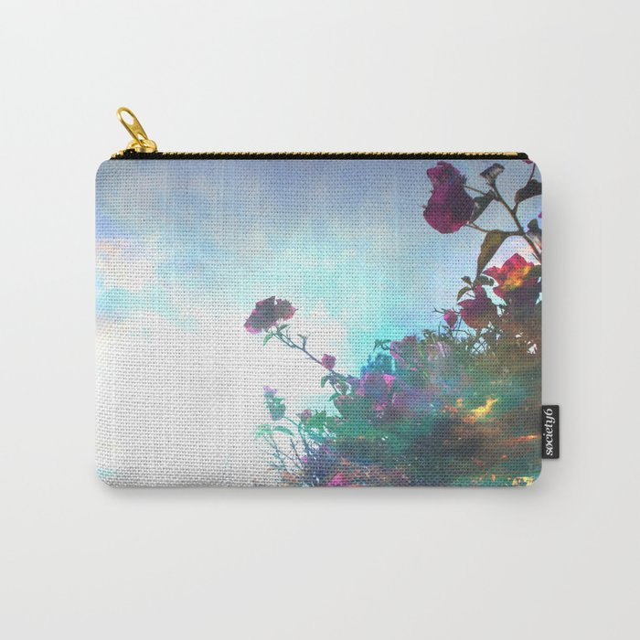 Storm of a Green Thumb Carry-All Pouch