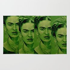 Frida Kahlo - Original Rug