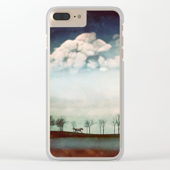 Release Clear iPhone Case