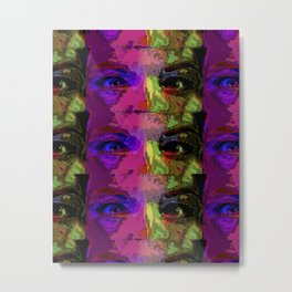 Every Person Seems More Beautiful Metal Print