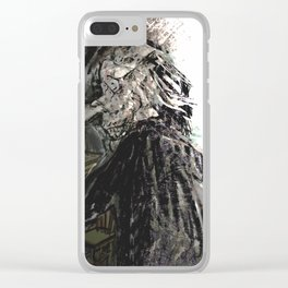 Hellish Noseybonk Clear iPhone Case