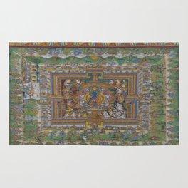 Medicine Buddha Rug