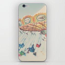 carnival swing I ... iPhone Skin