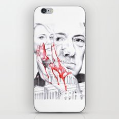 House of Cards iPhone & iPod Skin