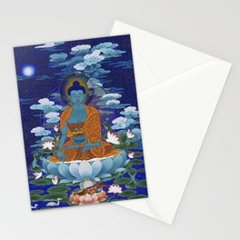 Medicine Buddha Stationery Cards