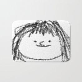 Self Portrait Bath Mat