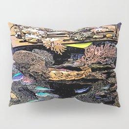 Underwater Hangout Pillow Sham