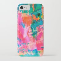 paradise iPhone & iPod Cases featuring Paradise by Amy Sia