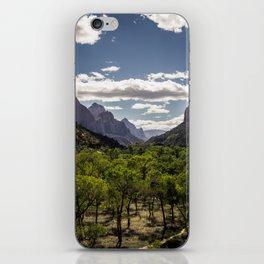 Lush Valley iPhone Skin