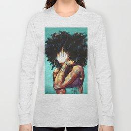 Naturally II TEAL Long Sleeve T-shirt