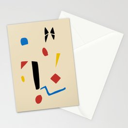Scatter designs Stationery Cards