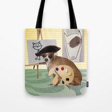 Zee Arteest! Tote Bag