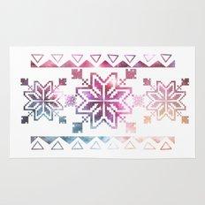 Neo-Ro Pattern Rug