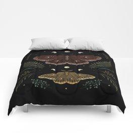 Saturnia Pavonia Comforters