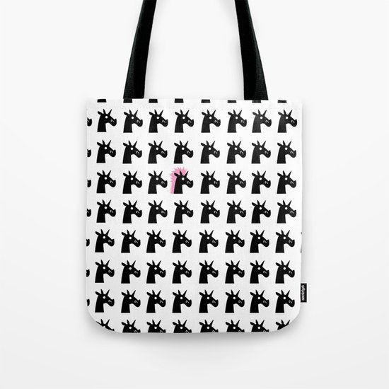 Hairdo Unicorn V2 Tote Bag