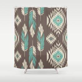 Navajo Shower Curtains