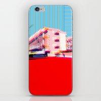 bauhaus iPhone & iPod Skins featuring Bauhaus · Das Bauhaus 6 by Marko Köppe
