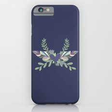 Hearts and Feathers iPhone 6s Slim Case