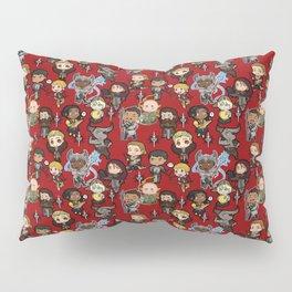 The Chibi Inquisition Pillow Sham