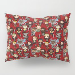 The Chibi Inquisition Pillow Sham