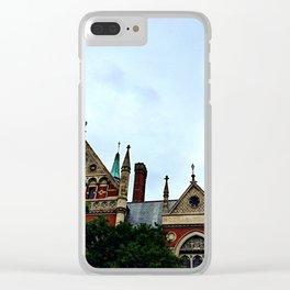 Jefferson Market Clear iPhone Case