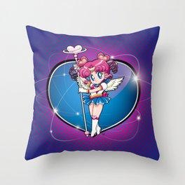 Sailor Chibi Chibi - Sailor Moon Sailor Stars vers. Throw Pillow
