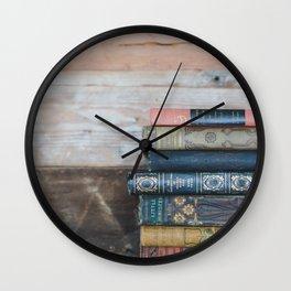 Reading day Wall Clock