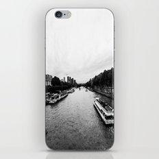 The Seine  iPhone Skin