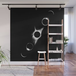 Total Solar Eclipse Wall Mural