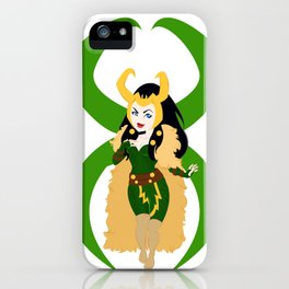 In Sheep's Clothing iPhone Case