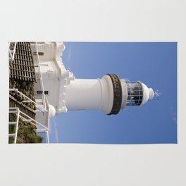 Byron Bay Lighthouse blue Sky Rug