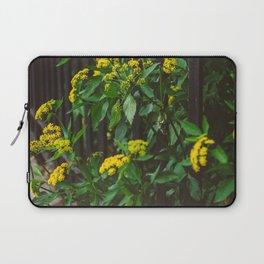 Brooklyn Blooms III Laptop Sleeve