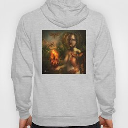 """Arcanum: The two paths"" Hoody"