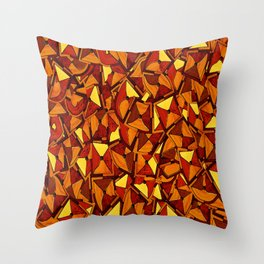 Geo Design Throw Pillow