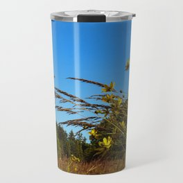 Tranquil Field Travel Mug