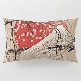 Japan Fishermen Pillow Sham