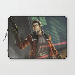 Agent Shan Laptop Sleeve
