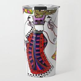 Kolo Dancer Travel Mug
