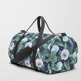 Winter garden Duffle Bag