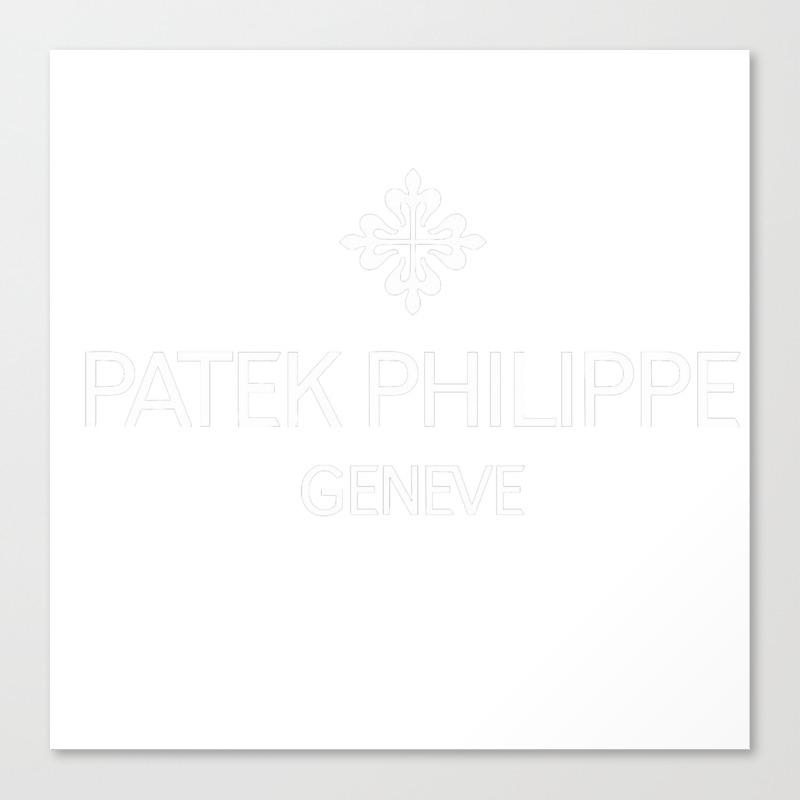 Patek Philippe Canvas Print by Clouddes